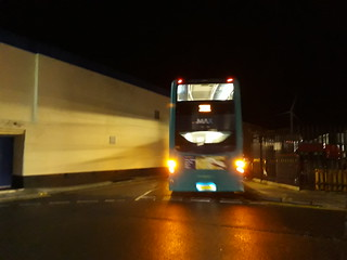 Newly branded Arriva north east 7620