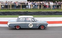 Nostalgia #3 (MJ Harbey) Tags: car racecar racetrack goodwood revival goodwoodrevival goodwoodrevival2018 westsussex stmarystrophy chicane mikejordan jordan ford lotuscortina lotuscortinamk1 fordlotuscortinamk1 lotuscortinamk11963 fordlotuscortinamk11963 cortinamk1