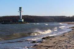 Das war der Montag! (♥ ♥ ♥ flickrsprotte♥ ♥ ♥) Tags: ostsee strand kielerförde falkenstein wind wellen sonne blauerhimmel möwenwetter kiel leuchtturm flickrsprotte natur januar2019