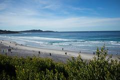 Carmel Beach (hevromero) Tags: ifttt 500px carmel beach carmelbythesea coastline pacific ocean people dogs