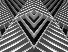 angles (albyn.davis) Tags: architecturalabstract abstract geometry geometric architecture nyc newyorkcity usa blackandwhite design art memorial angles