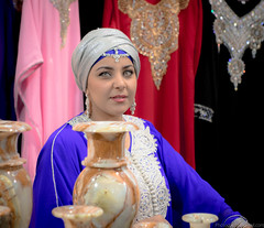 Saranadir (photoday03) Tags: portrait face oriente color nikon viso ethnic eye jar dress