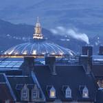 Edinburgh Skyline on a Winter Night 04 thumbnail