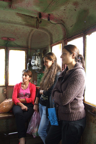 At the cable car, 09.09.2013.