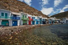 5 Islands: Milos – Klima (Thomas Mülchi) Tags: cycladesislands cyclades 2016 spring islandhopping southaegean greece villagestownsbuidlings architecture landscape klima egeo gr