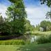 Le ruisseau - Parc de la Beaujoire (Nantes)