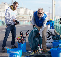Meaning2018_BeachClean2 (Meaning conference) Tags: meaningconf beachclean brighton