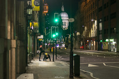 Street Photography, Aldwych (LFaurePhotos) Tags: centrallondon londonbynight stpauls streetsoflondon lfaurephotos people streetphotography