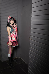 Cosplayer (Claude Schildknecht) Tags: ad600pro beautybox broncolor cosplay eurexpo europe france godox japantouch japon lyon manfrotto places