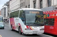 Bus Eireann SC64 (04D55586). (Fred Dean Jnr) Tags: april2005 dublin buseireann oconnellstreetdublin buseireannroute2 sc64 04d55586 scania l94 irizar century