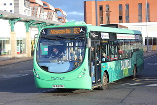 Go north east 8339 NL63XBH