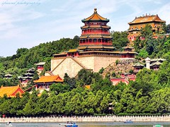 Summer Palace (Yiheyuan) (jackfre 2) Tags: china beijing summerpalace yiheyuan pagoda temple