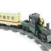 Emerald 4W Train