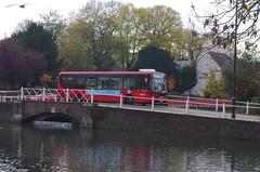 IMGP5792 (Steve Guess) Tags: carshalton surrey greater london england gb uk bus pond abellio alexander dennis enviro 200 mmc ns