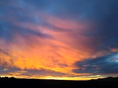 Dramatic autumn sunset at Hochgericht, St Peter (Black Forest, Baden, Germany) (Loeffle) Tags: 102018 germany allemagne deutschland baden blackforest schwarzwald hochgericht stpeter sonnenuntergang sunset