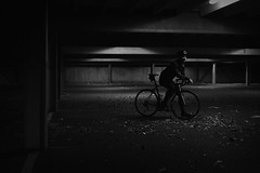 Underground_5 (david_welch) Tags: cycling pas normal studios roadbike black white rapha portrait pelotan fashion fizik clothing