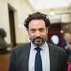 Guillermo Mariscal al finalizar el Pleno. (15/11/2018)