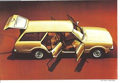 1979 Ford Taunus Station Wagon, Netherlands (Hugo-90) Tags: 1979 ford taunus ads advertising brochure car auto automobile station wagon cortina