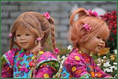 Anne-Moni und Sanrike ... (Kindergartenkinder 2018) Tags: schloss arcen kindergartenkinder annemoni sanrike