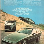 1978 Porsche 924 Advertisement Playboy September 1978 thumbnail