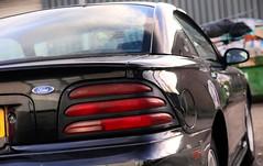 Ford Mustang 3.8i V6 Automatic (Skylark92) Tags: nederland netherlands holland noordholland northholland amsterdam noord north ford mustang 38i v6 automatic pzxx55 1997 onk