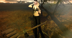 Thoughts of Autumn (ToxycSyn) Tags: blogging mooh autumn besom alegria catwa dyermakerfashionposes izzies jerkyturkyhunt maitreya powderpack punch mudskin swallow