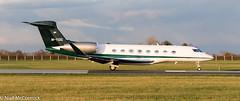 M-YGIG Private Gulfstream G650ER (Niall McCormick) Tags: dublin airport eidw aircraft airliner dub mygig gulfstream g650er bizjet