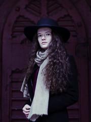 Marina (Valentyn Kolesnyk (ValeKo)) Tags: pentax people portrait woman mood k3 pentaxflickraward
