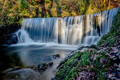 Stock Ghyll Force (Charlie Little) Tags: autumn ambleside lakedistrict landscape waterfall longexposure sonya7ii stock ghyll force