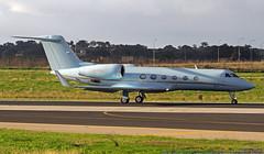 A6-FLH LMML 04-12-2018 Falcon Aviation Services Gulfstream G4500 CN 4155 (Burmarrad (Mark) Camenzuli Thank you for the 18.9) Tags: a6flh lmml 04122018 falcon aviation services cn 19000296 gulfstream g4500 4155