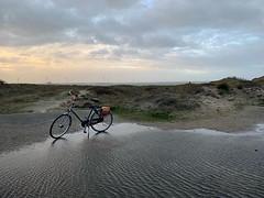 Dè fiets #NKTegenwindfietsen #ertegenaan #alleeneenbel #gewichtig #geenluxe @bicyclingnl @alpecincycling @nktegenwindfietsen