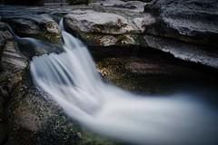 Drift (Jim Nix / Nomadic Pursuits) Tags: jimnix austin bullcreek bullcreekgreenbelt waterfall creek skylum luminar longexposure sonya7ii
