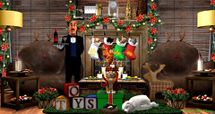 Majesty- Have Yourself A Merry Little Christmas (Ebony (Owner Of Majesty)) Tags: fapple jian kalopsia kalopsiasl mudhoney fameshed epiphany majesty majestysl majestyinteriors majesty2018 decor decorating christmas christmasspirit christmasseason interiordecor interiordecorating interiors interiordesign homedecor homeandgarden homes homesweethome home homey virtual virtualliving virtualservices virtualspaces videogames secondlife sl mutresse applefall soy fancydecor {mossmink}