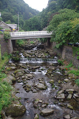 Photo of D15397.  Lynmouth, North Devon.