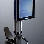 クーデック ビデオラリンゴスコープポータブル VLP-100の写真