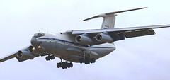 224th Flight Unit / Ilyushin Il 76TD (matdu20eme) Tags: army airforce russie russia paris cdg flying fly travel aircraft aviation avion airplane plane cargo militaire military russianairforce ilyushinil76td