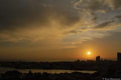 Castillo de San Felipe (Kusi Seminario) Tags: cartagena colombia sudamerica southamerica colonial travel sunset atardecer puesta de sol clouds nubes sky cielo city ciudad mar sea playa costa coast atlantico atlantic