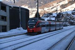 OBB 4024 094 te Matrei am Brenner. (vos.nathan) Tags: österreichische bundesbahnen obb 4024 talent 094 matrei am brenner