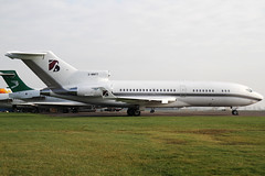 2-MMTT || Private 727-100 || Kemble Airfield (MichaelLeung213) Tags: