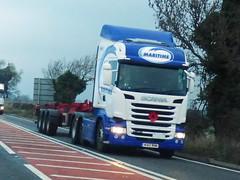 KX17RHK (47604) Tags: kx17rhk 2933 maritime scania lorry truck