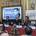 Mesa redonda 'El legado de Roberto Bolaño', con motivo de la conmemoración 'Roberto Bolaño, quince años después'. Para más información: www.casamerica.es/literatura/el-legado-de-roberto-bolano