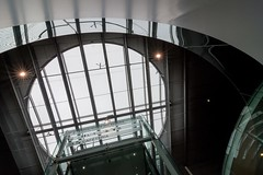 _DSC5282 (durr-architect) Tags: museum louvre lens france sanaa kazuyo sejima ryue nishizawa modern architecture building steel glass aluminium facade collection exhibition art auditorium restaurant hall elevator stairs