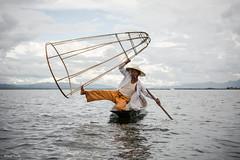 (Laszlo Horvath.) Tags: nationalgeographic sigma1835mmf18art nikond7100 myanmar burma fisherman inlelake