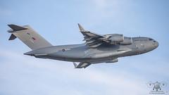 ZZ177 C17A RAF
