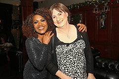Karen & Claire - Outskirts Christmas party - 20181217_5D3_2455 (Sally Payne) Tags: hires outskirts birmingham transgender edenbar karen claire