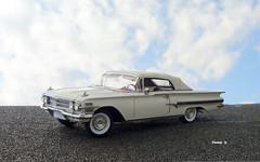 1960 Chevrolet Impala Convertible (JCarnutz) Tags: 124scale diecast danburymint 1960 chevrolet impala
