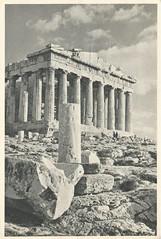 Grecia - Parthenon (tico_manudo) Tags: parthenon grecia greece turismoengrecia vintagepostcards partenón partenóndeatenas