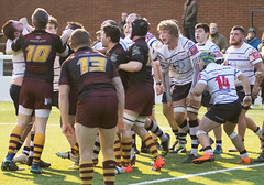 Preston Grasshoppers 22 - 27 Hudderrsfield January 05, 2019 36715.jpg (Mick Craig) Tags: 4g lancashire action hoppers prestongrasshoppers agp preston lightfootgreen union fulwood upthehoppers rugby huddersfield rugger sports uk