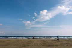 DSC07705 (mr. Wood) Tags: rx1 sony cyprus paphos larnaca mediterranian waves sunset sea water sky