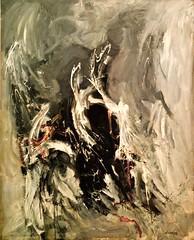 Today VI (1965) - Artur Bual (1926-1999) (pedrosimoes7) Tags: arturbual caloustegulbenkianmuseum moderncollection lisbon portugal expressionismoabstracto ✩ecoledesbeauxarts✩ masterpiecemansion